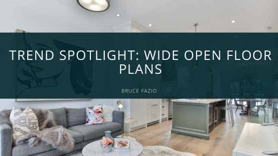 Trend Spotlight: Wide Open Floor Plans