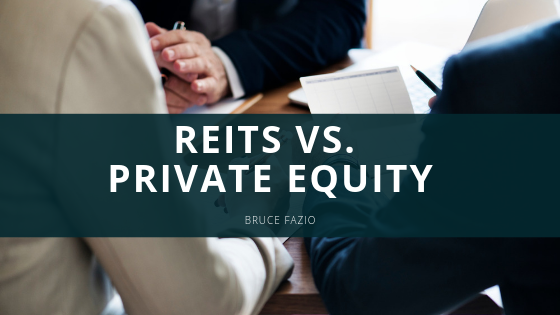 REITs vs. Private Equity