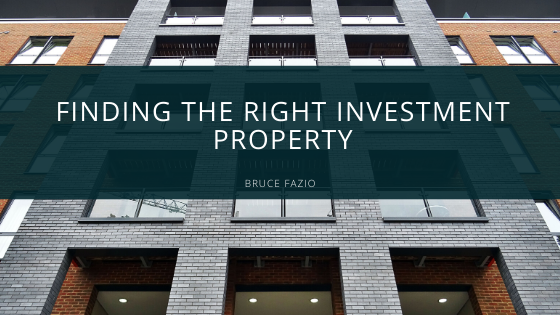 Finding the Right Investment Property