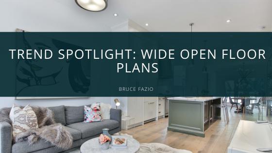 Trend Spotlight: Wide Open Floor Plans